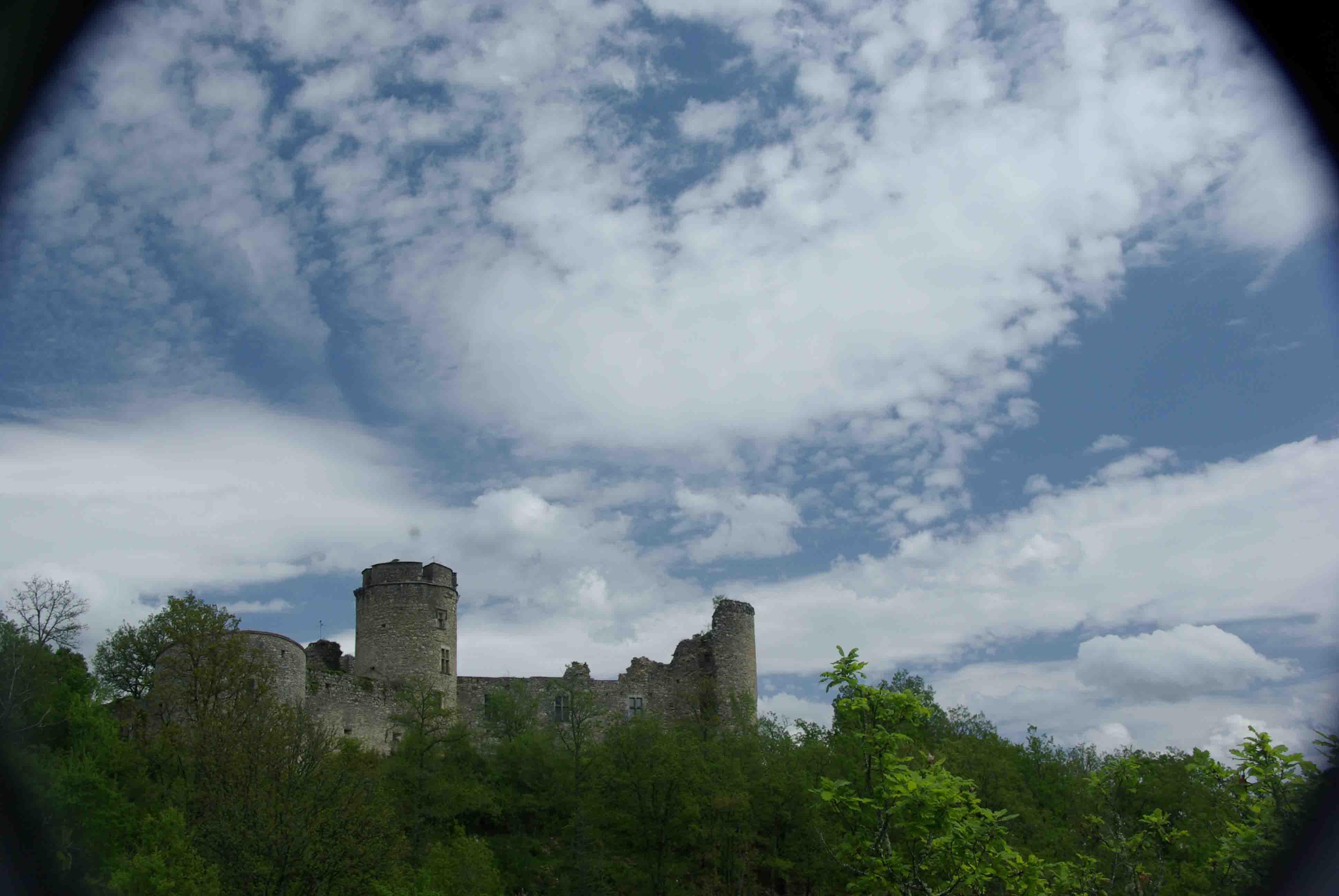 château ROUSSILLON